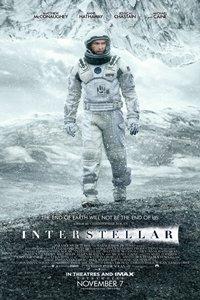 Interstellar movie poster