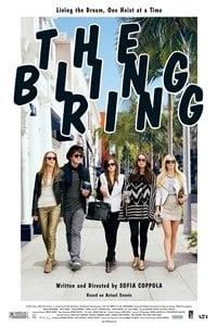 Bling Ring movie poster