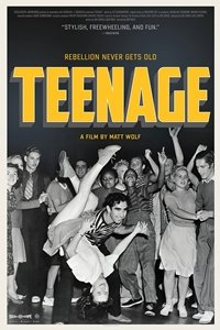 Teenage movie poster