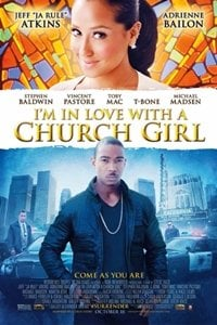 I'm in Love with a Church Girl movie poster
