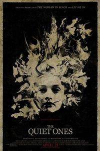 Quiet Ones movie poster