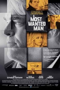 Most Wanted Man movie poster