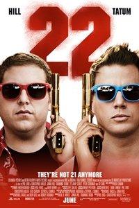 22 Jump Street movie poster