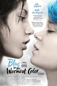 Blue Is The Warmest Color (La Vie d'Adèle) movie poster