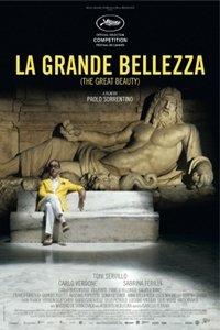 Great Beauty (La Grande Bellezza) movie poster