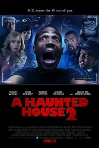 Haunted House 2 movie poster
