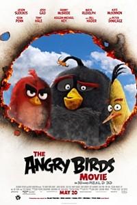 Angry Birds Movie movie poster