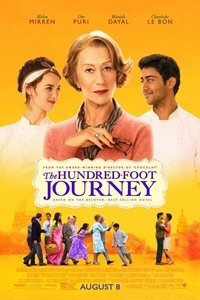 Hundred-Foot Journey movie poster