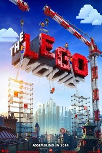 Lego Movie movie poster