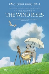 Wind Rises (Kazetachinu) movie poster