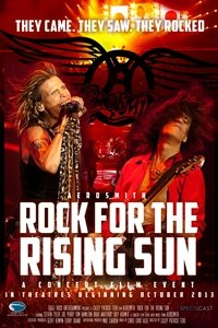 Aerosmith: Rock for the Rising Sun movie poster