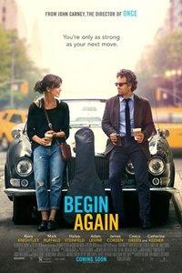 Begin Again movie poster