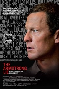 Armstrong Lie movie poster