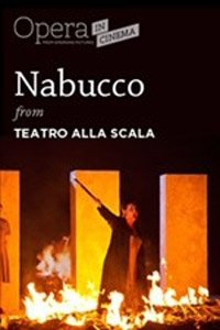 La Scala Opera Series: Nabucco movie poster