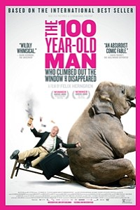 100 Year-Old Man Who Climbed Out the Window and Disappeared movie poster