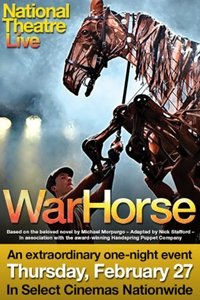 National Theatre Live: National Theatre's War Horse movie poster