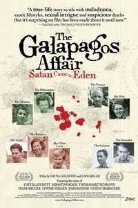 Galapagos Affair: Satan Came to Eden movie poster