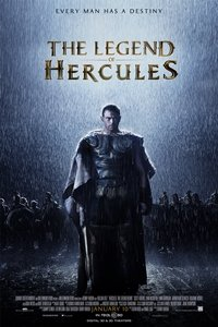 Legend of Hercules movie poster