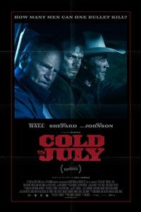 Cold in July movie poster