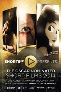 2014 Oscar Nominated Animation Shorts movie poster
