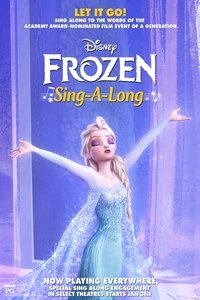 Frozen Sing Along movie poster
