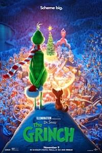 Grinch movie poster