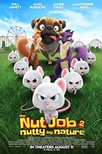 Nut Job 2: Nutty By Nature movie poster