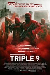 Triple 9 movie poster