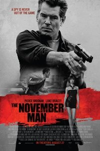November Man movie poster