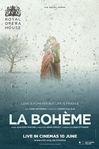 Royal Opera House: La Boheme movie poster