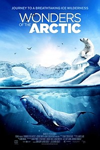 Wonders of the Arctic 3D movie poster