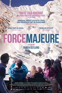 Force Majeure (Turist) movie poster