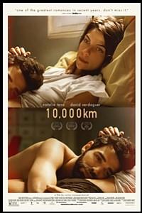 10.000 Km movie poster