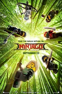 LEGO Ninjago Movie movie poster