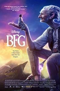 BFG movie poster
