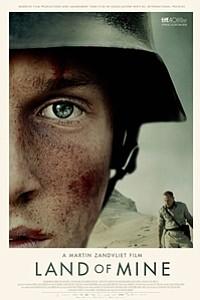 Land of Mine (Under Sandet) movie poster