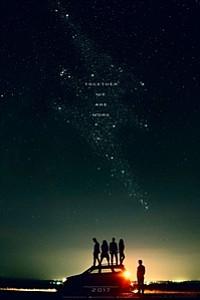 Power Rangers movie poster