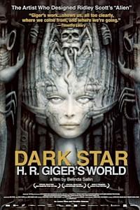 Dark Star — HR Giger's World movie poster
