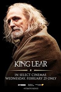 Stratford Festival: King Lear movie poster