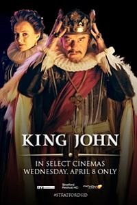 Stratford Festival: King John movie poster