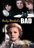 Andy Warhol's Bad movie poster