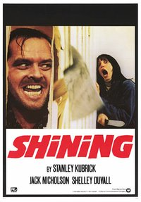 Shining movie poster