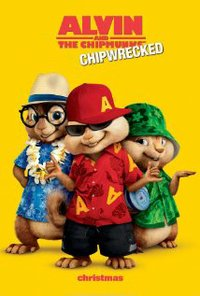Alvin and the Chipmunks: Chipwrecked movie poster