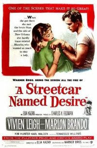 Streetcar Named Desire movie poster