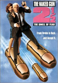 Naked Gun 2½: The Smell of Fear movie poster