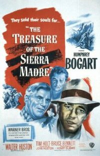 Treasure of the Sierra Madre movie poster