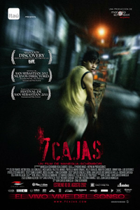 7 Boxes movie poster