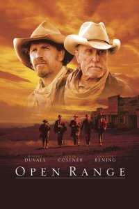 Open Range movie poster