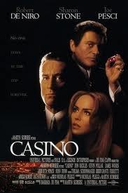 Casino movie poster