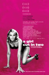 Girl Cut in Two movie poster